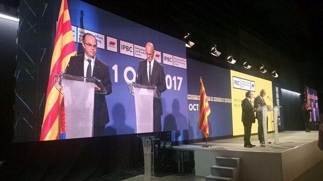 La Generalitat permite votar en cualquier colegio y sin sobre