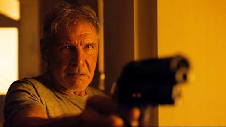 Los replicantes de la nueva Blade Runner llegan al cine 35 años después