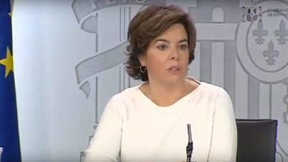 Moncloa exige claridad a Puigdemont antes de aplicar el 155 a partir del jueves