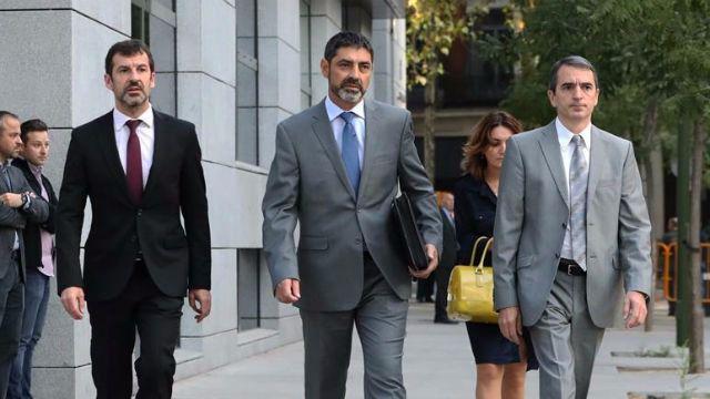 Fiscalía pide prisión incondicional para el major de los Mossos