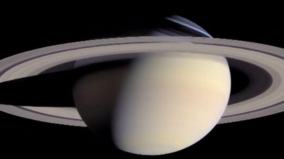 Descubren 7 lunas en el primer anillo de Saturno