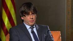 Puigdemont advierte que declarará la independencia si Rajoy aplica el 155