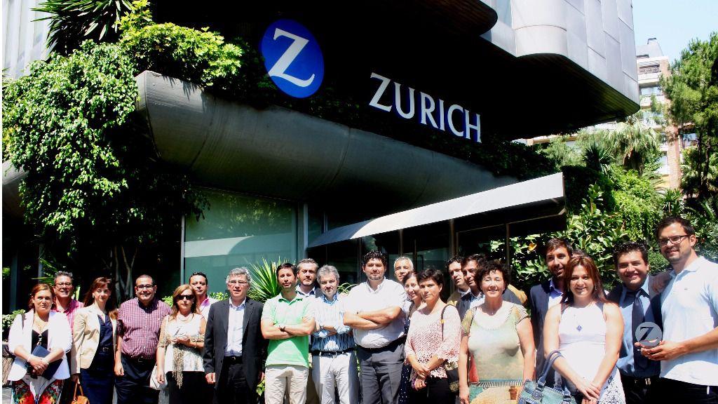 La aseguradora Zurich, última de las 800 firmas en abandonar Cataluña