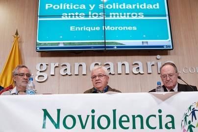 Enrique Morones denuncia la situación de los emigrantes mexicanos que cruzan la frontera