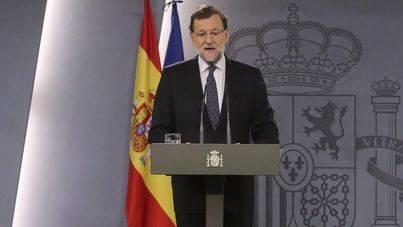 Moncloa cesa al Govern y convoca elecciones en Cataluña el 21 de diciembre