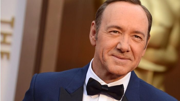 Kevin Spacey se declara gay tras ser acusado de acoso por otro actor
