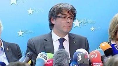 Puigdemont acepta las elecciones del 21-D pero no regresará hasta tener 'garantías'