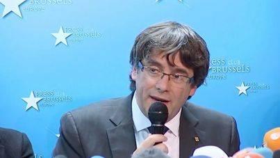 La Audiencia Nacional cita a Puigdemont como imputado este jueves