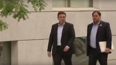 Fiscalía pide prisión incondicional para todos los exconsellers menos Santi Vila