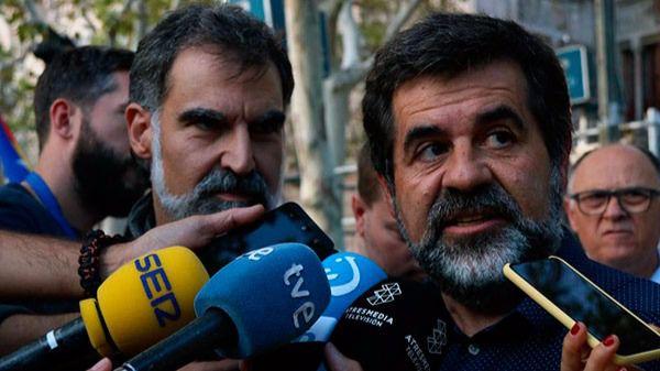 La Audiencia Nacional rechaza poner en libertad a los Jordi