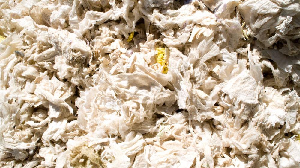 Inaugurada una industria de reciclaje total de pañales y compresas