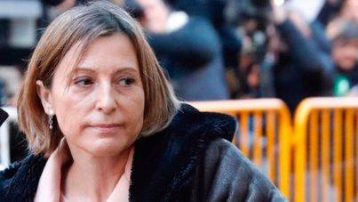 Prisión eludible bajo fianza de 150.000 euros para Forcadell