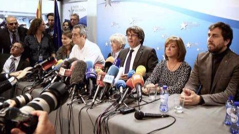 El juez belga cita a Puigdemont y los exconsellers el 4 diciembre