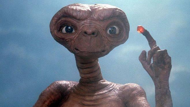 Se cumplen 35 años del estreno en España de E.T.
