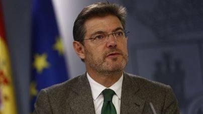 Catalá pide ampliar la lista de 32 delitos graves de la orden europea de detención y entrega