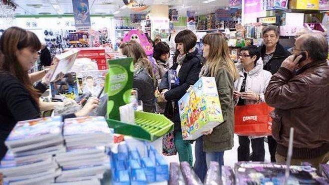 El aumento de compras online pone a prueba el comercio tradicional