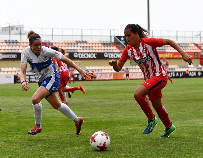 La UDG Tenerife Egatesa termina la temporada dando la cara y con nota.