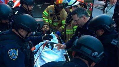 Explosión en Manhattan: la Policía habla de 'intento de atentado'