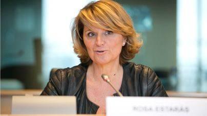 La eurodiputada Rosa Estarás