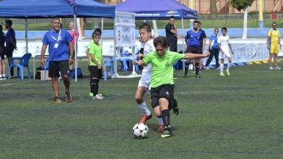 IX Torneo de Fútbol Alevín Las Palmas-Copa DANONE