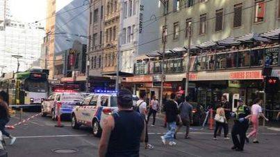 Atropello múltiple en Melbourne: hay 12 heridos y dos detenidos