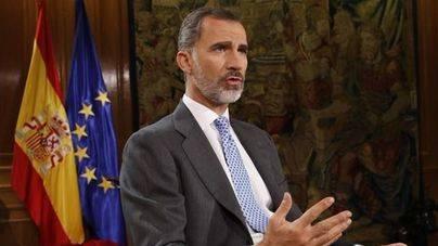 El Rey llama a los partidos catalanes a no volver al 'enfrentamiento o a la exclusión'