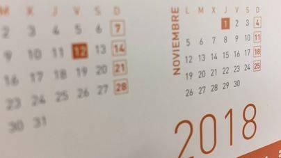 El nuevo año contará con trece festivos nacionales