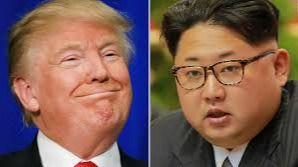 """Trump la lía con Kim Jong Un: """"mi botón nuclear es más grande"""""""