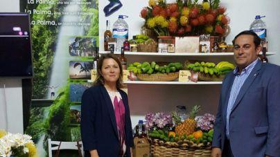 La Palma promocionó los productos del sector primario y su oferta turística en FEAGA