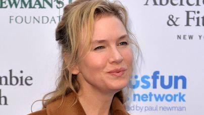 Renee Zellweger quiere rodar la cuarta entrega de Bridget Jones