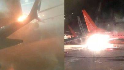 Dos aviones colisionan en el aeropuerto de Toronto