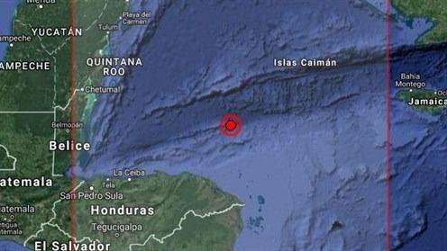 Un terremoto de magnitud 7,8 grados sacude el Caribe