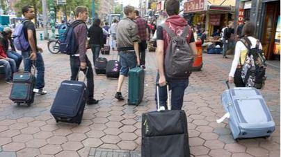Alquiler vacacional, turistas