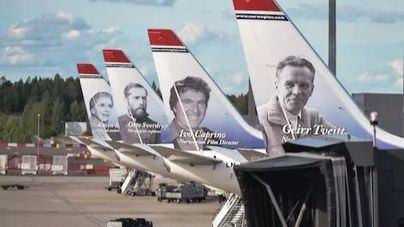 Norwegian decorará dos aviones de su flota con la imagen de Joan Miró