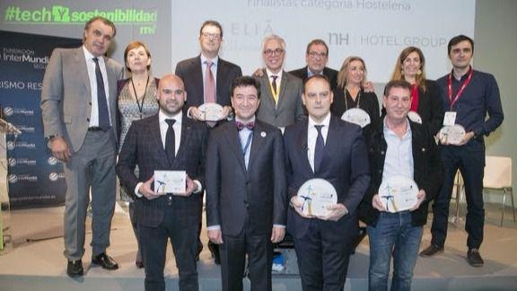 Meliá, premios Turismo Responsable y Re-Think Hotel 2018 en FITUR