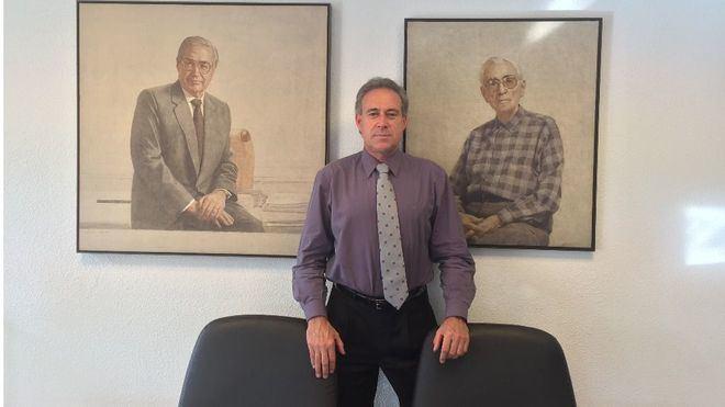 Luis Riu, copropietario de la hotelera mallorquina