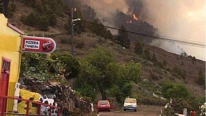 Fallece uno de los agentes que trabajaba en la extinción del incendio
