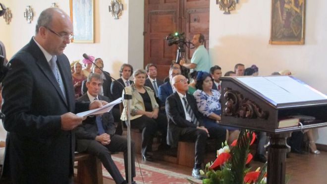 Pestana: La Palma no va a dejar que se cercenen sus oportunidades de progreso