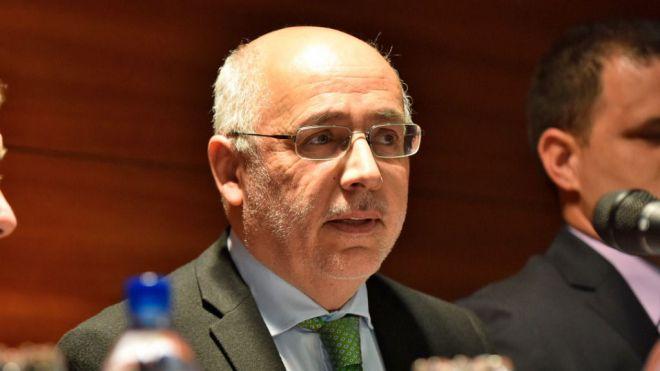 Morales niega que Brito haya dado subvenciones a una organización
