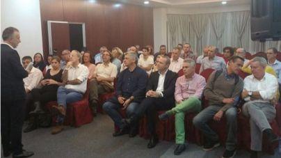 El PSOE de Gran Canaria reclama a Clavijo 'otro' reparto del FDCAN
