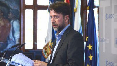 Alonso no teme una ruptura del pacto en el Cabildo de Tenerife: