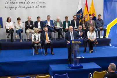 El Cabildo de Gran Canaria tendrá un presupuesto de 855 millones de euros en 2018