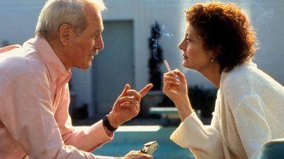 Paul Newman dio parte de sueldo a Susan Sarandon para que cobrase como él