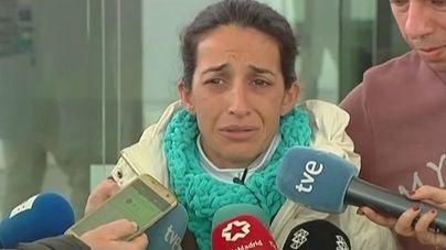 La madre de Gabriel pide 'que esto no acabe en rabia' y que 'no se hable' de la mujer detenida
