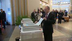 Putin logra un nuevo sexenio con más del 76 por ciento de los votos