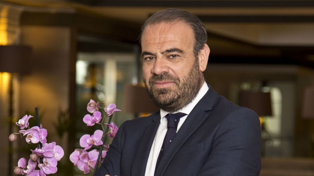 El Vicepresidente Ejecutivo y Consejero Delegado de Meliá Hotels International, Gabriel Escarrer