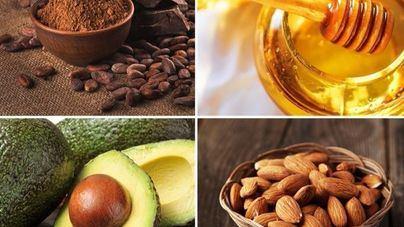 Cinco alimentos calóricos que debes mantener en tu dieta