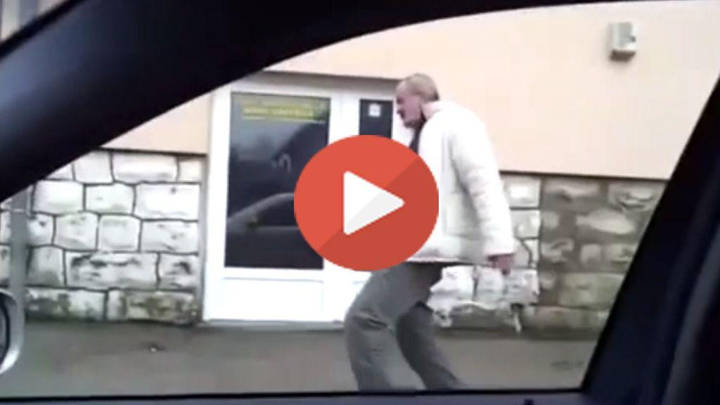 """Video viral: el """"método vodka"""" para bailar como Michael Jackson"""