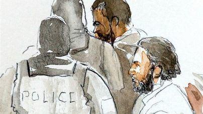 Condenan a Abdeslam a 20 años de prisión por intento de asesinato