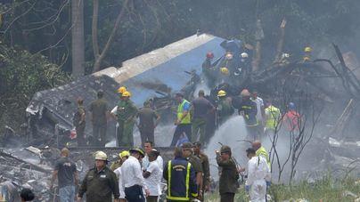 Más de un centenar de muertos en el accidente del avión de La Habana